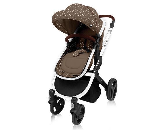 Бебешка количка Dotty 2в1